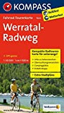 Fahrrad-Tourenkarte Werratal-Radweg: Fahrrad-Tourenkarte. GPS-genau. 1:50000.: Fietsroutekaart 1:50 000 (KOMPASS-Fahrrad-Tourenkarten, Band 7023)
