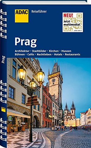 Preisvergleich Produktbild ADAC Reiseführer Prag