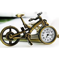 Rilkean Heart bicycle pocket watch