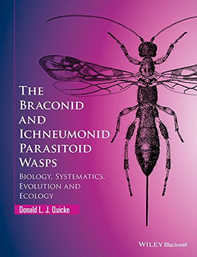 The Braconid and Ichneumonid Parasitoid Wasps: Biology, Systematics, Evolution and Ecology