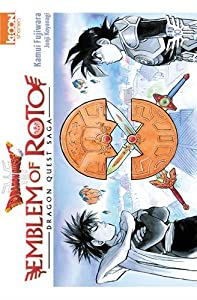 Dragon Quest - Emblem of Roto Edition simple Tome 10