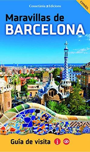 Maravillas de Barcelona. Guía de visita (Altres)