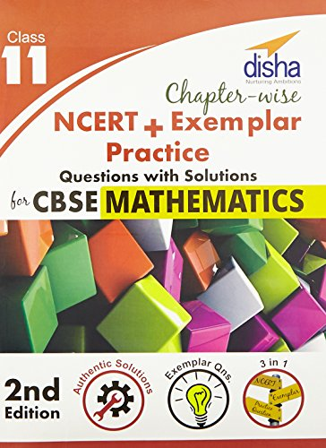Chapter-wise NCERT + Exemplar + Practice Questions Solutions for CBSE Mathematics Class 11