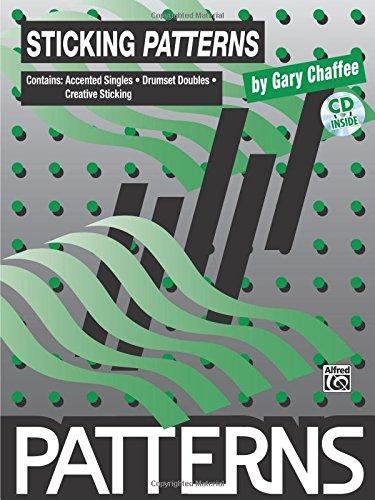 Sticking Patterns: Book & CD [With CD] por Gary Chaffee
