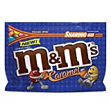 M&M's Caramel Chocolate Candies 272.2g Sharing Size Bag