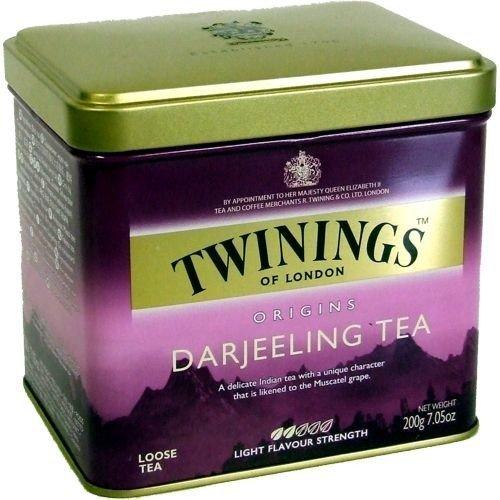 Twinings loser Tee 'Vintage Darjeeling' 200g (Metaldose)