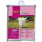 Vilmorin - Housse d'hivernage TERLIA pp 30 g/m² blanche 0,80m x 0,80m lot de 5