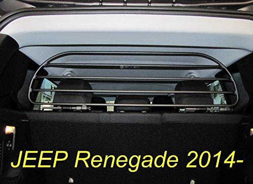Ergotech Trenngitter Hundegitter Schutzgitter RDA65HBG-M kjp007, für Hunde und Gepäck. Sicher, garantiert!