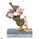 ENESCO 4039035 Disney Traditions Donald Duck Elf