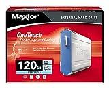 Maxtor A01B120 OneTouch USB 7200 RPM 120 GB External Hard Drive