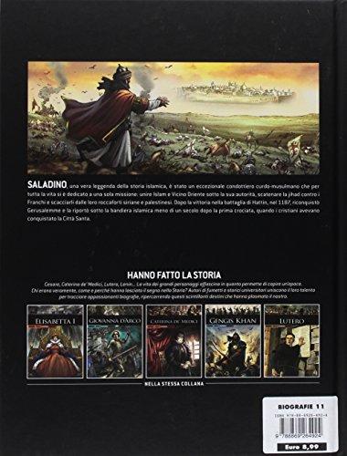 scaricare ebook gratis Saladino: 11 PDF Epub
