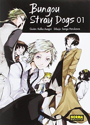 Bungou Stray Dogs 1 por Sango Harukawa Kafka Asagiri