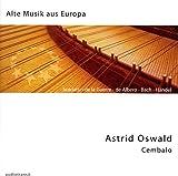 Alte Musik aus Europa - Werke für Cembalo