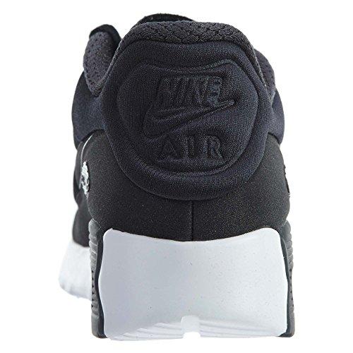 Nike Air Max 90 Ultra Prm (Gs), Chaussures de Running Entrainement Homme Noir (Black / Black-Université Rouge-Blanc)