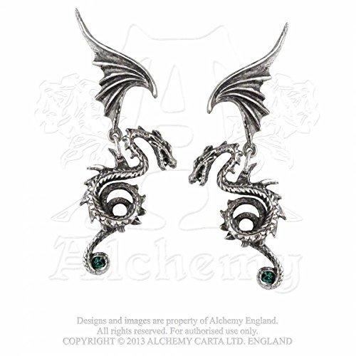alchemy-gothic-bestia-regalis-paire-de-boucles-doreilles