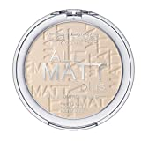 Catrice Gesichtspuder All Matt Plus Shine Control Powder Transparent 010, 100 g