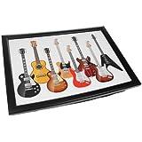 Famous Guitars Bean Bag Base Lap Tray