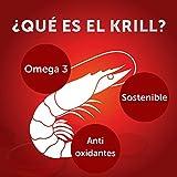 Megared Omega 3 - Aceite de Krill  Complemento Alimenticio sin Regusto a Pescado 60 cápsulas gratis