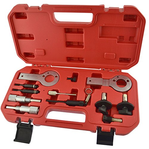 AB Tools-Neilsen Kit Outil de Blocage de Calage du Moteur pour Opel Vauxhall Saab 1.3/1.9 Remplacement de la Courroie de l'ICMT