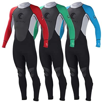 Odyssey Core Men's Full Steamer Wetsuit from GoSea