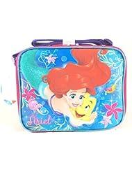 Lunch Bag - Disney - Little Mermaid Ariel w/Flounder New 658625