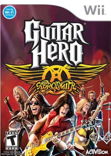 Activision Guitar Hero - Aerosmith