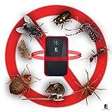 E-ssential Repelente Elimina Cucarachas ,Plagas, Chinches, Mosquitos Y Ratas: Ydeal Para Ambientes Interiores (Oficinas, Restaurantes, Cabañas, Establos)