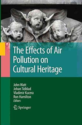 [(The Effects of Air Pollution on Cultural Heritage)] [Edited by John Watt ] published on (November, 2014)