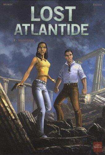 Lost Atlantide T02