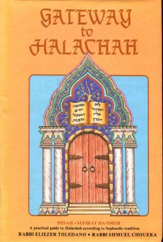 Les voies de la halakhah : Roch Ha-Chanah . Yom Kippour . Soukoth. Guide pratique de la vie quotidienne d'après la tradition séfarade par Rabbi Eliezer Toledano