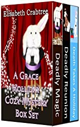 A Grace Holliday Cozy Mystery Box Set 1: Books 1 to 3 (English Edition)