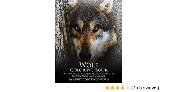 Wolf Coloring Pages for Adults - Best Coloring Pages For Kids   315x600