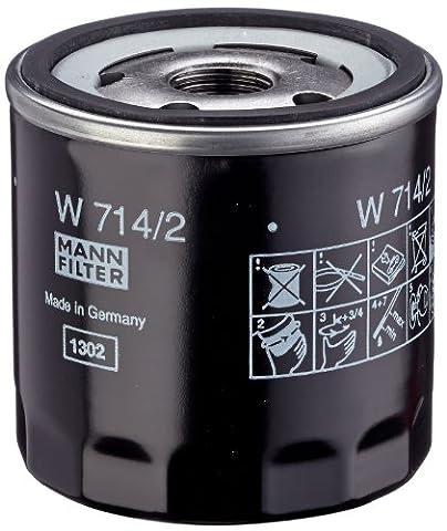 Mann Filter W7142