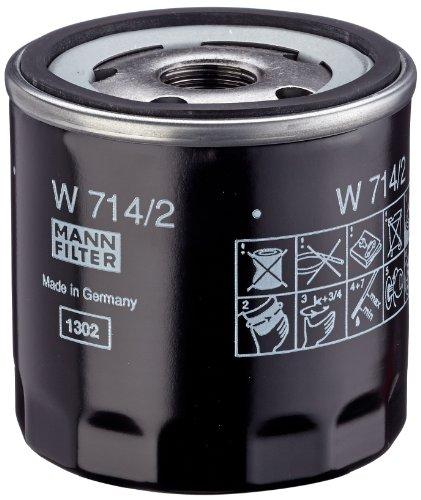 Mann+Hummel W7142 Filtro dell'olio