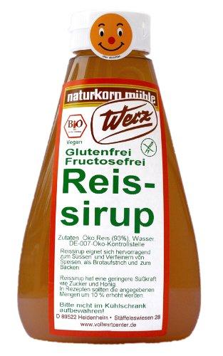 Reissirup glutenfrei 3 x 600 g