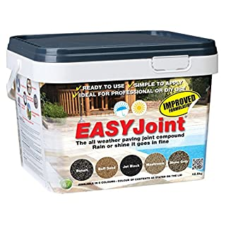 Paving Grout - Basalt 12.5Kg EasyJoint Mortar Compound