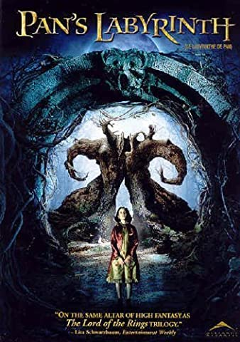Pan's Labyrinth (Widescreen Edition) (2007) by Ivana Baquero