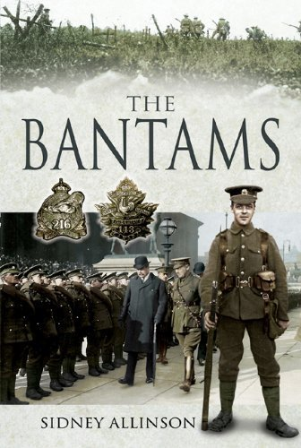 THE BANTAMS by Sidney Allinson (2009-09-04)