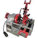 """'eléctrica máquina cortadora de rosca BSPT 1/2""""–3/4und 1"""""""