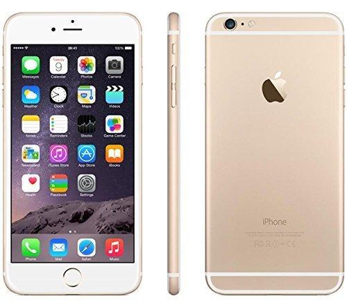 Apple iPhone 6 Plus Oro 64GB Smartphone Libre  Reacondicionado Certificado
