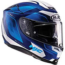 619e34dcfd518 HJC RPHA 70 DVS Casco de Moto Integral Scooter Grandal Azul Mc1Sf M (57-