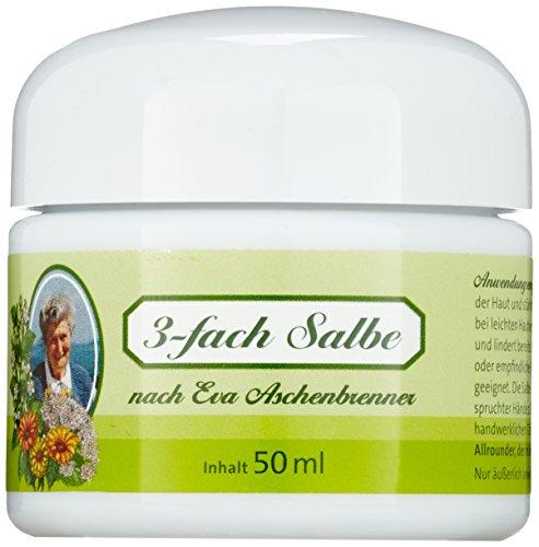 Herbaria 3-fach Salbe nach Eva Aschenbrenner, 1er Pack (1 x 50 g) -