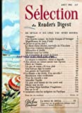 Telecharger Livres READER S DIGEST SELECTION du 01 08 1965 SERGENT UNE REUSSITE UNIQUE LES LYCEES FRANCAIS A L ETRANGER MAGNIFICENCE DU MOIS D AOUT QU EST CE QU UN CHEF LE MONT SAINT MICHEL MERVEILLE DE L OCCIDENT ETES VOUS VRAIMENT AMOUREUX SILHOUETTES ET PROFILS METTONS NOUS SUR ORBITE ON M EMPECHE DE CESSER DE FUMER LES DOULCES CORNEMUSES D ECOSSE LE SERPENT A SONNETTES VERITE ET LEGENDE NOS PRIERES NE RESTENT JAMAIS SANS REPONSE PILOTE DE L ALASKA UN PEU DE TENUE S IL VOUS PLAIT (PDF,EPUB,MOBI) gratuits en Francaise