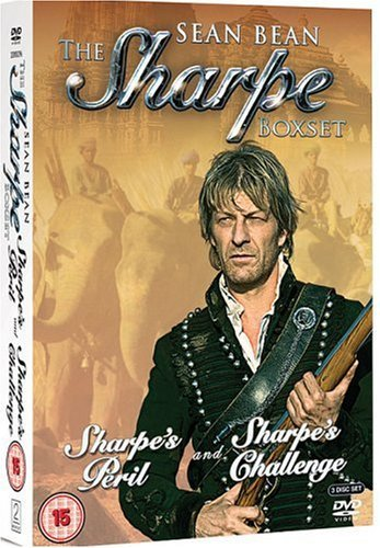 Sharpe's Collection Sharpe's Challenge and Sharpe's Peril [3 DVDs] [UK Import]