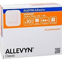 ALLEVYN Adhesive 7,5x7,5 cm Verband CPC 10 St Verband preisvergleich bei billige-tabletten.eu