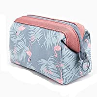 Large-capacity Travel Makeup Pouch for Women Girls, Ladies Steel Frame Cosmetic Bag -BG-TR002