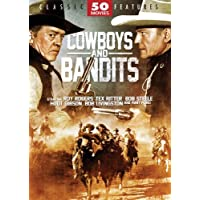 Cowboys and Bandits - 50 Movie Collection: Boothill Brigade - Dawn of the Great Divide - Frontier Town - I Killed Wild Bill Hickok - Roll on Texas Moon - Silver Spurs - Tombstone Canyon - Westbound Stage + 42 more!