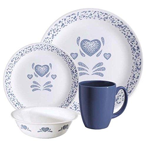 corelle-geschirr-set-blue-hearts-aus-vitrelle-glas-fur-4-personen-16-teilig-splitter-und-bruchfest-s