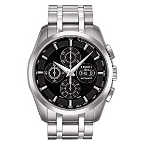 Tissot 0 – Reloj de automático para Hombre, con Correa de Acero