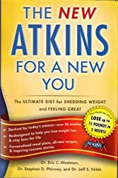 New Atkins for a New You by Eric Westman (2010-07-30)
